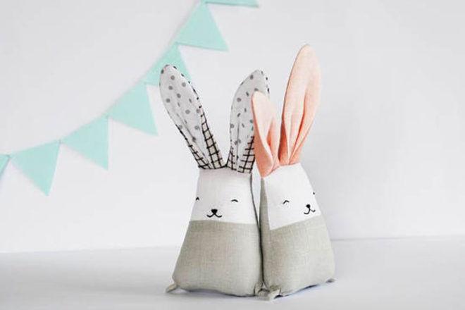 Jumata Made Bunny Softies Etsy