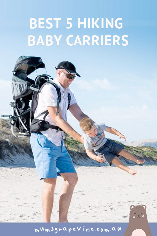 Best backpack hiking baby carriers