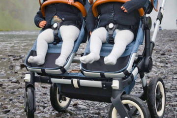 Best double prams for twins