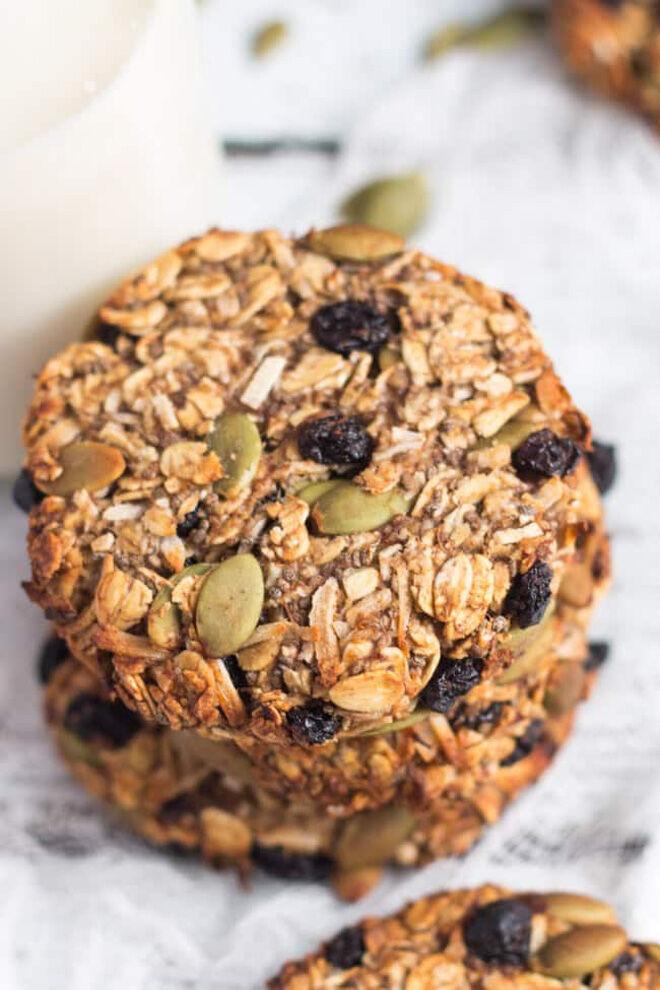 6 yummy brekkies if you have gestational diabetes mums grapevine gestational diabetes breakfast banana breakfast cookies recipe forumfinder Gallery