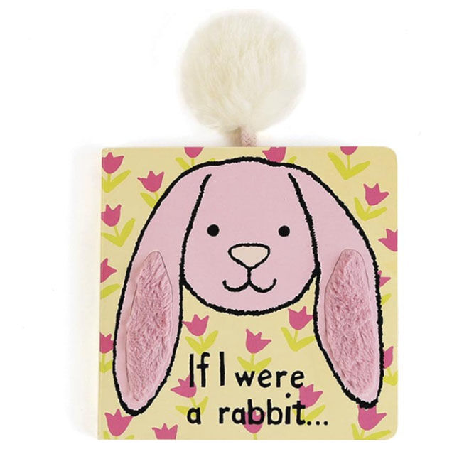 If I Were A Rabbit Bashful Bunny Book