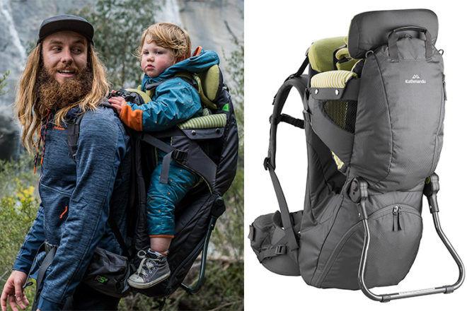 Karinjo baby hiking backpack carrier