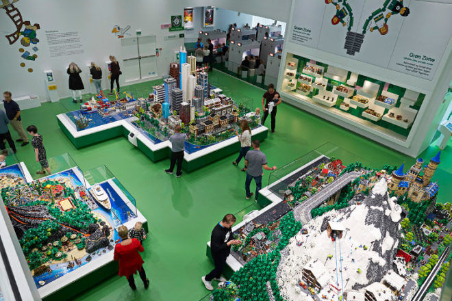 LEGO House in Billund, Denmark