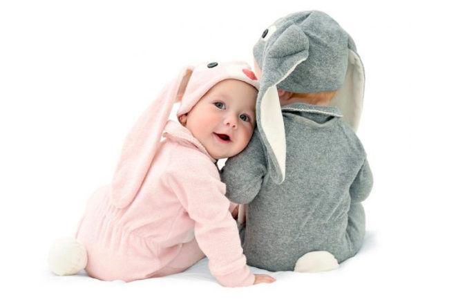 L'il creatures bunny suit