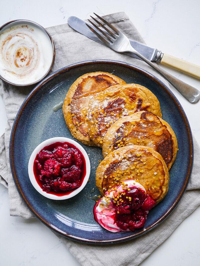 6 yummy brekkies if you have gestational diabetes mums grapevine gestational diabetes breakfast coconut flour pancake recipe forumfinder Gallery