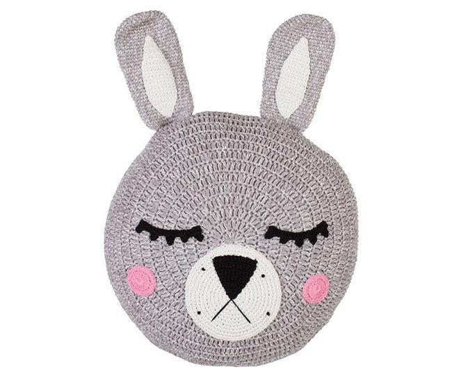 Miann&Co Sleepy Bunny Snuggle Cushion