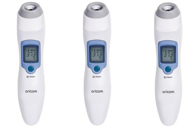 Oricom Infrared Forehead Thermometer NFS100