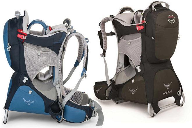 Osprey Karinjo baby hiking backpack carrier