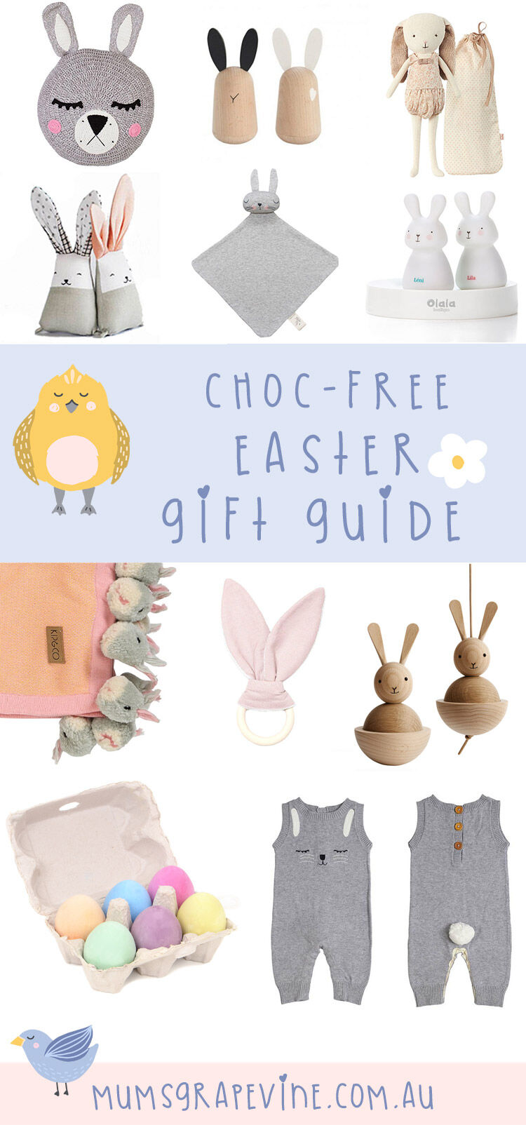 PIN Easter Gift Guide