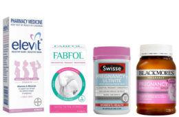 Pregnancy Vitamins