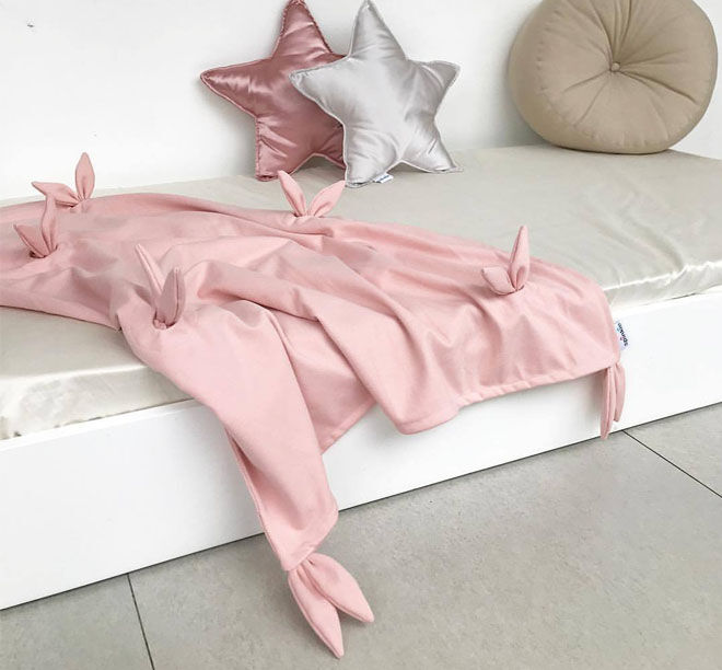 Spinkie Bunny Ears Blanket