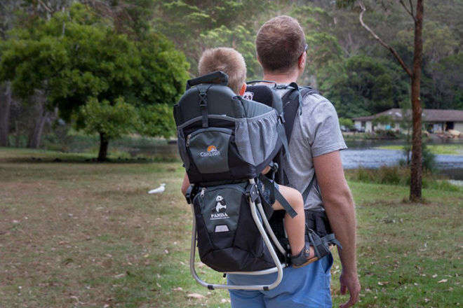 Best 5 baby carrier backpacks for hikers  a6e6dd3068d02