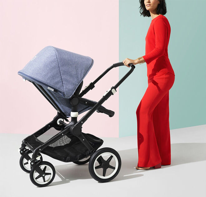 Bugaboo releases new Fox