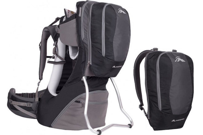 macpac baby hiking backpack carrier