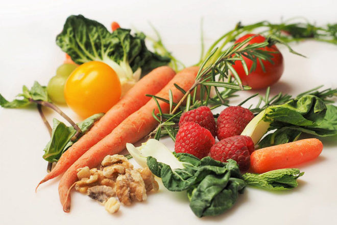 eating a balanced diet helps morning sickness