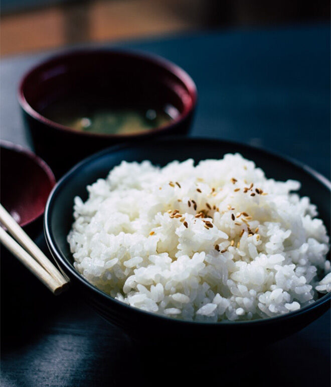bland food like rice helps morning sickness
