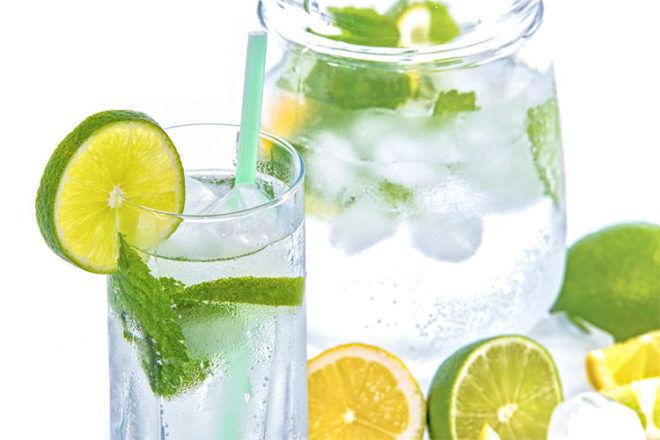 drink plenty of water to help morning sickness