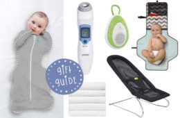 Gift Guide: Practical baby shower gift ideas