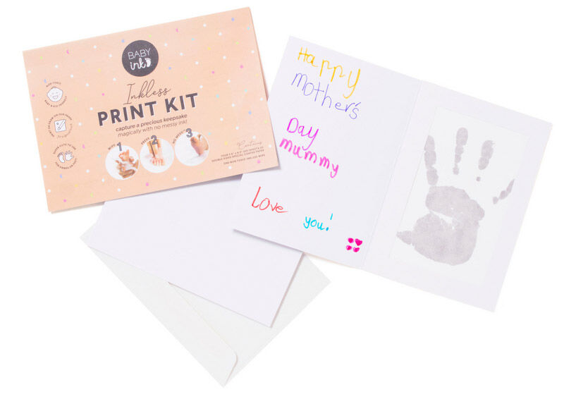 Baby Ink Mother's Day Card