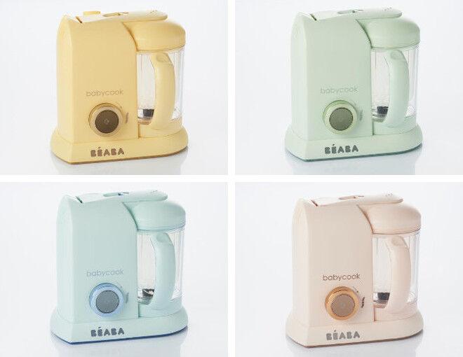 Beaba Babycook Macaron colours