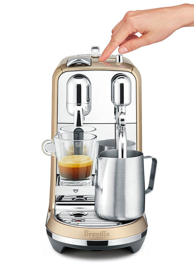 Breville Nespresso Creatista Coffee Machine
