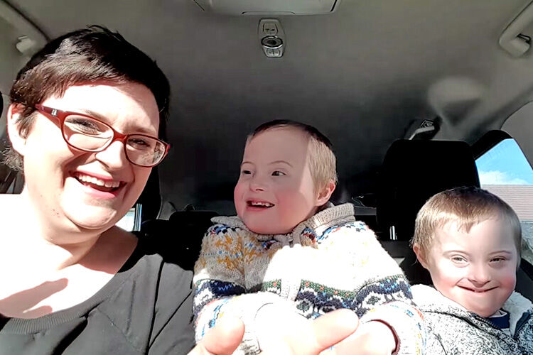 Carpool Karaoke World Down Syndrome Day