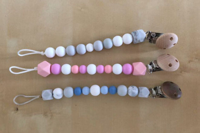 Product recall: Teenee Tot Dummy Chains