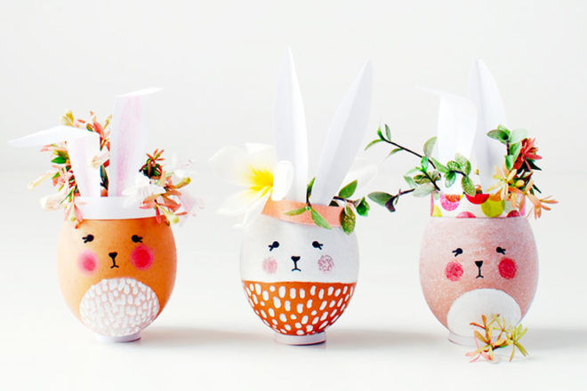 21 seriously sweet (and super easy!) Easter crafts - Mum's Grapevine