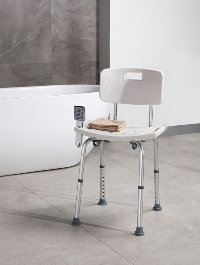 Evacare Freestanding Shower Chair