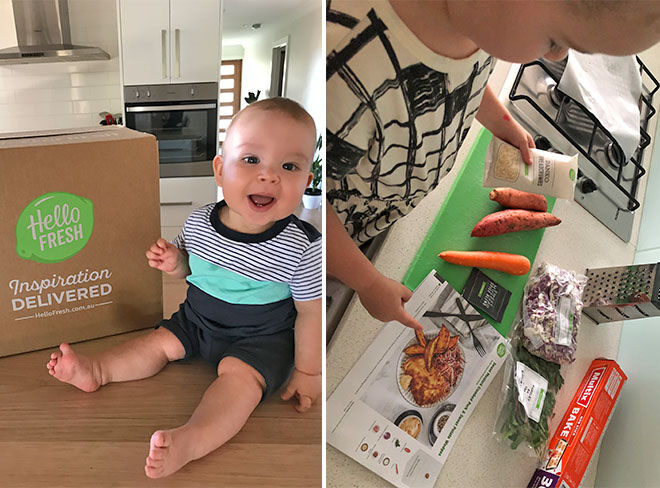 HelloFresh for families