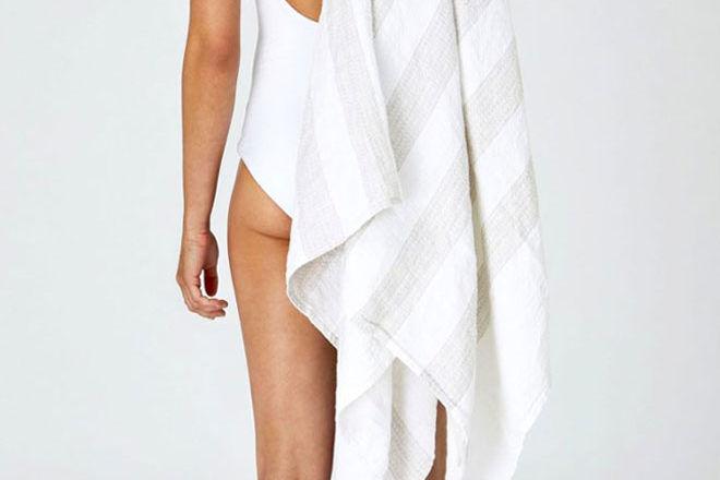 Poolside towel, In the Sac