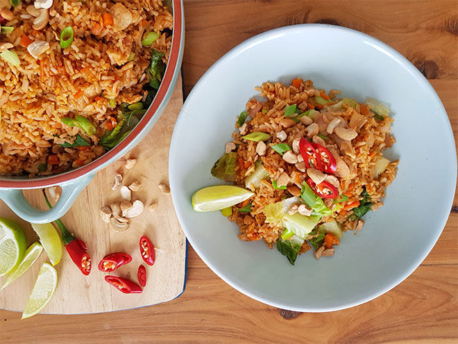 Indonesian Fried Rice HelloFresh