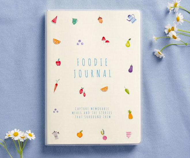 Kikki K foodie journal