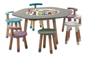 MUtable 2.0: The All-in-One Children Play Table