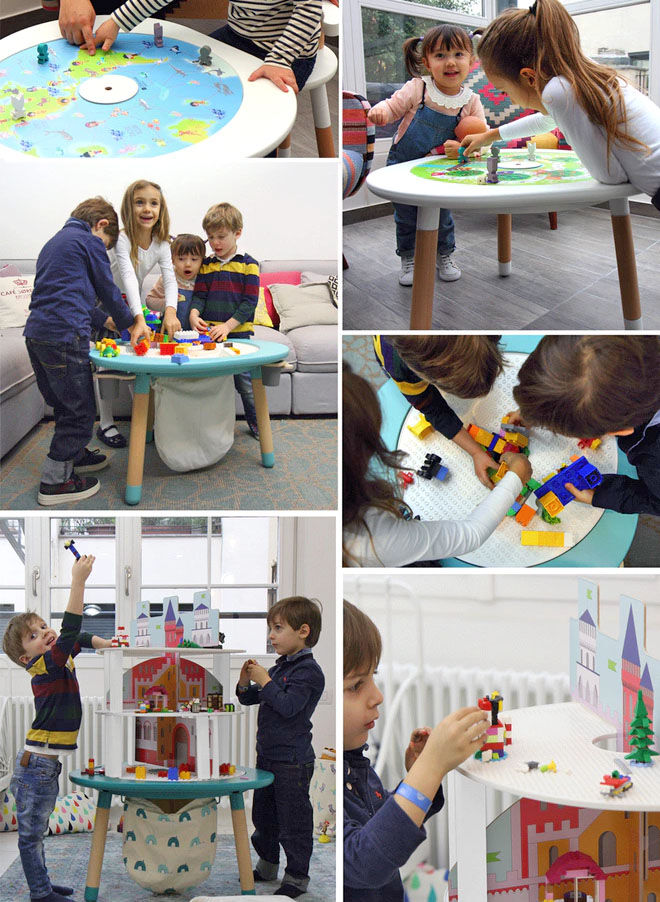 MUtable Kickstarter children's play table