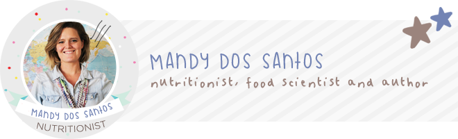 Mandy dos Santos food nutritionist