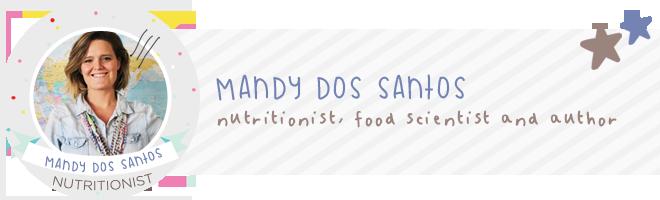 Mandy dos Santos food nutritionist