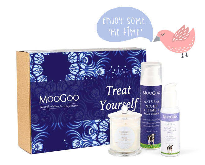 MooGoo $36.00 Treat Yourself Set