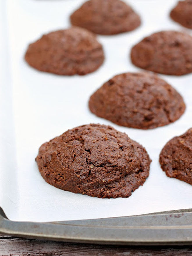 Paleo Grain-Free Chocolate Lactation Cookies