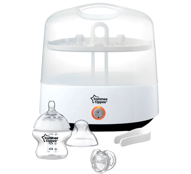 Tommee Tippee Electric Baby Bottle Sterliliser