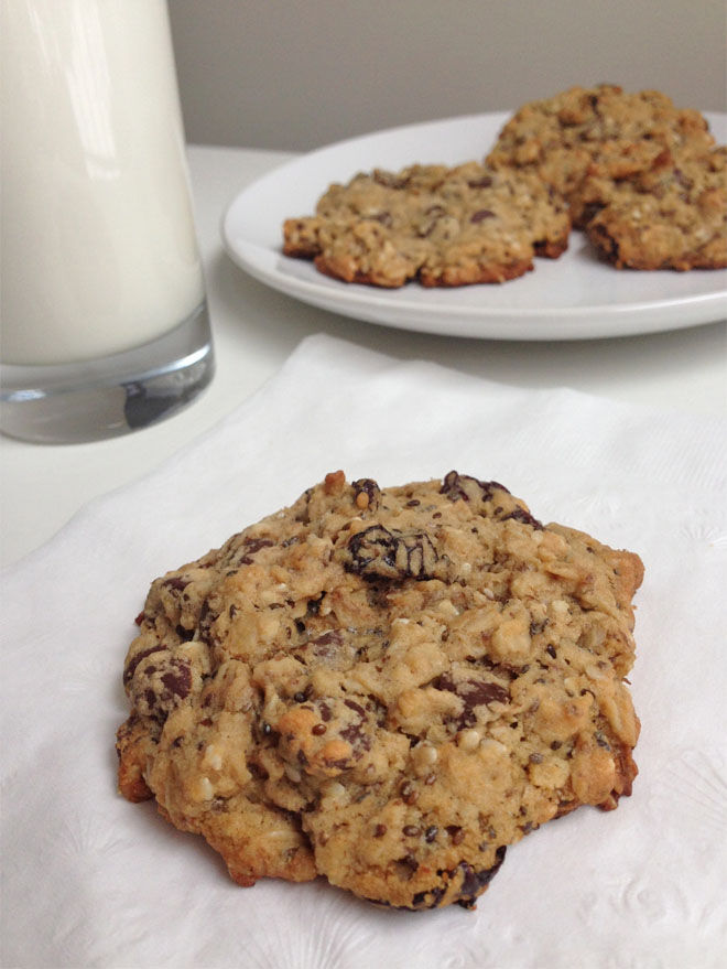 Ultimate Boobie Booster Lactation Cookies