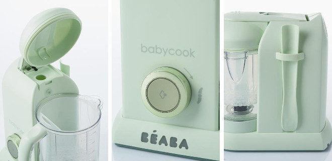 Beaba Babycook Macaron Jade Green