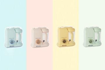 Beaba Babycook Limited Edition Macaron Colours