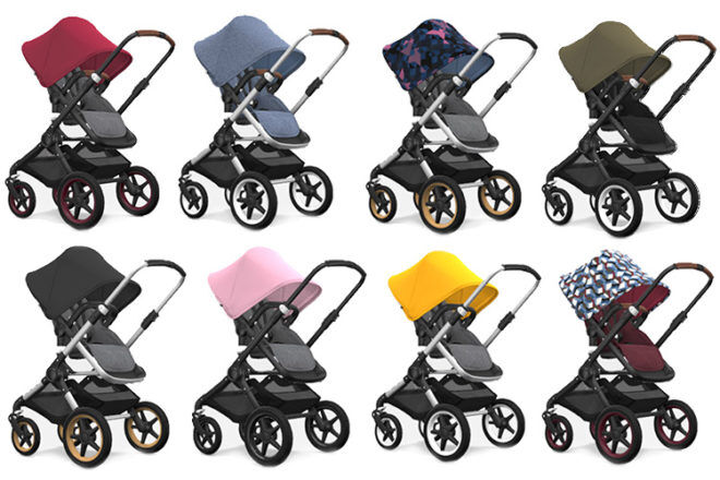 Bugaboo Fox customise design