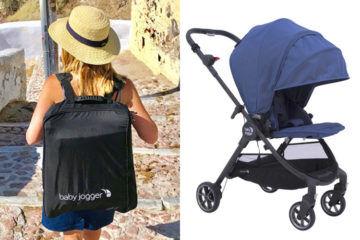 Baby jogger city tour lux