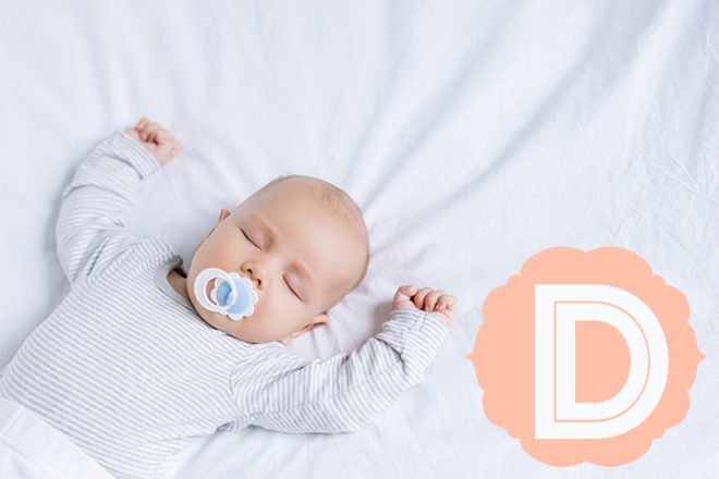 Baby names that start with D
