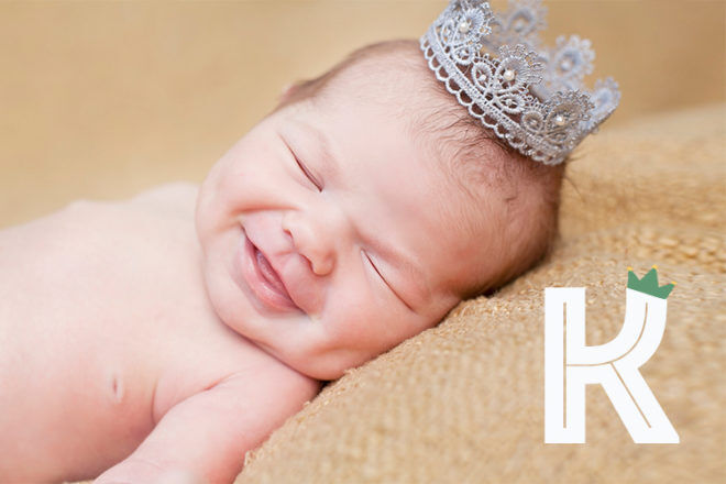 Baby names that start with K