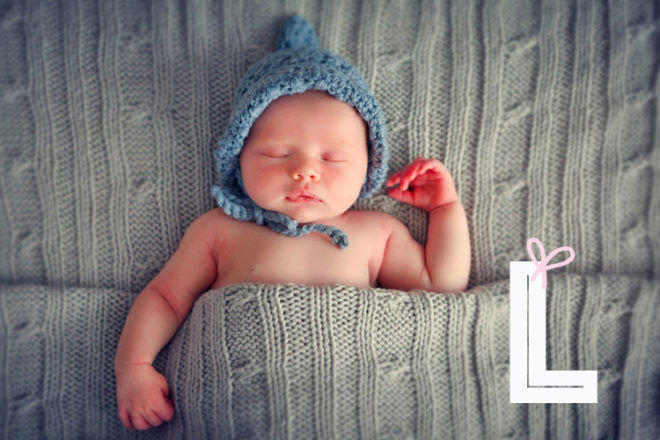Baby names that start with L