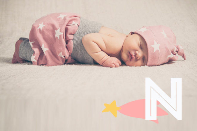 Baby names that start with N