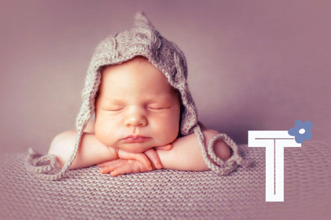 Baby names that start with T